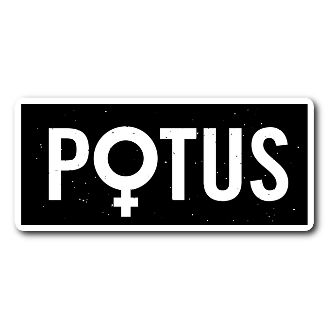 POTUS Sticker