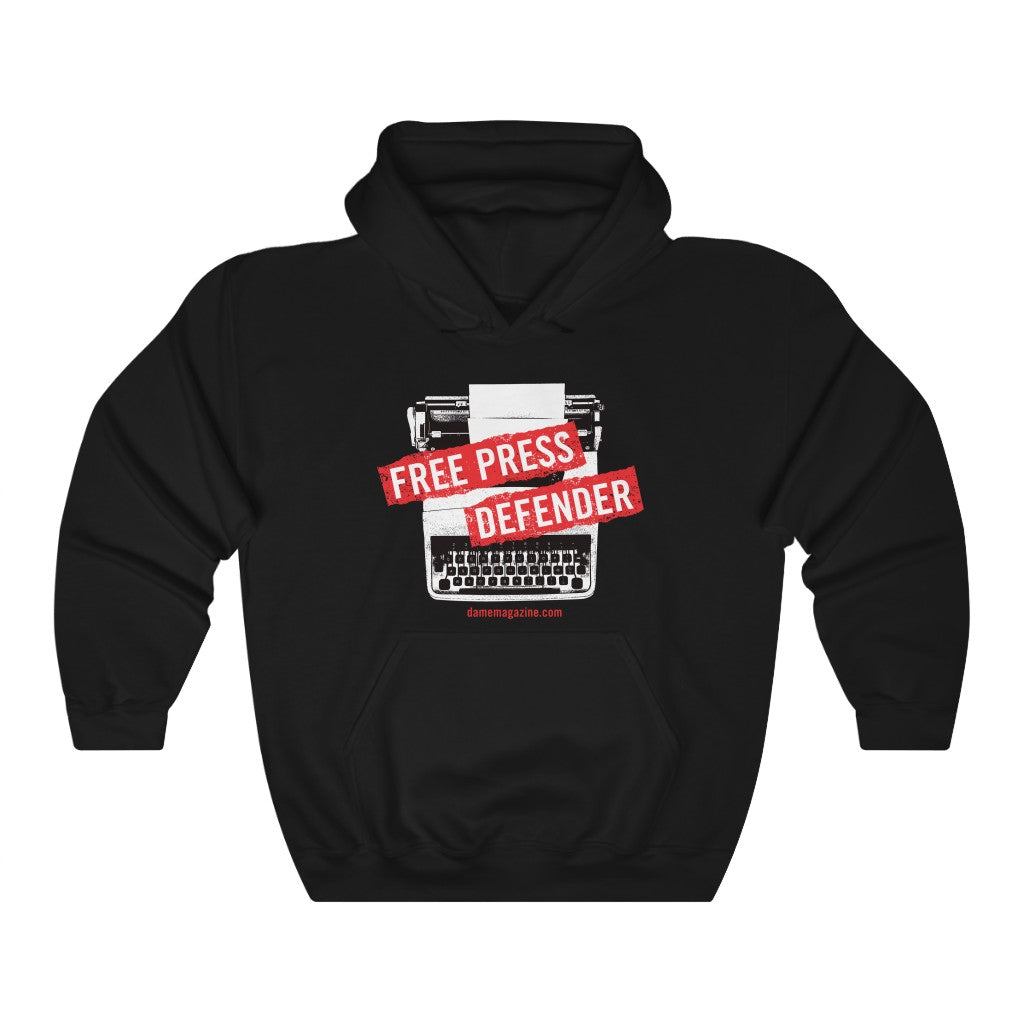 Free Press Defender Unisex Hoody