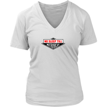 No Sleep Till Women's V Neck k T Shirt