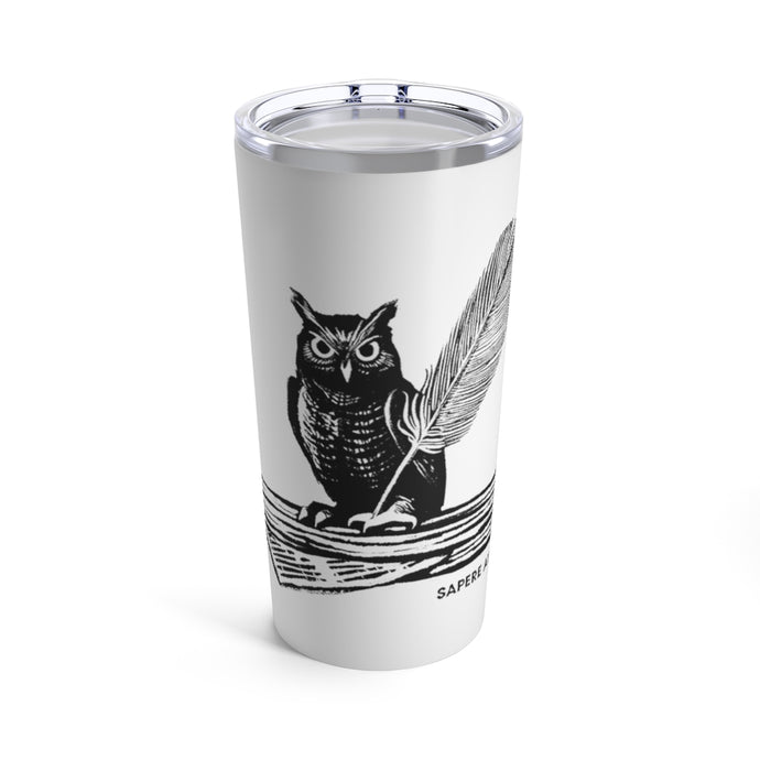 Sapere Aude (Dare to Know) 20oz Tumbler