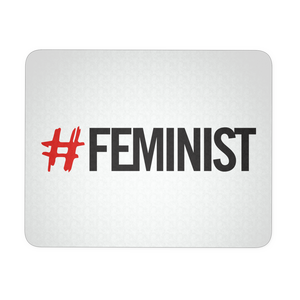 # Feminist Mouse Pad