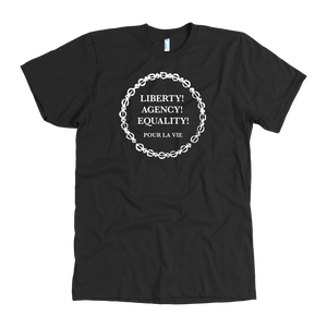 Liberty Agency Equality T Shirt