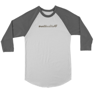 Unlikeable Raglan
