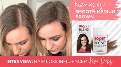 Boost N Blend Female Hair Loss Stories