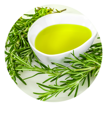 rosemary and olive oil hair mask for split ends
