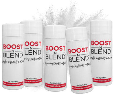 Boost N Blend™ Light Silver Grey 5 Pack - GET ONE FREE! Bulk Buy