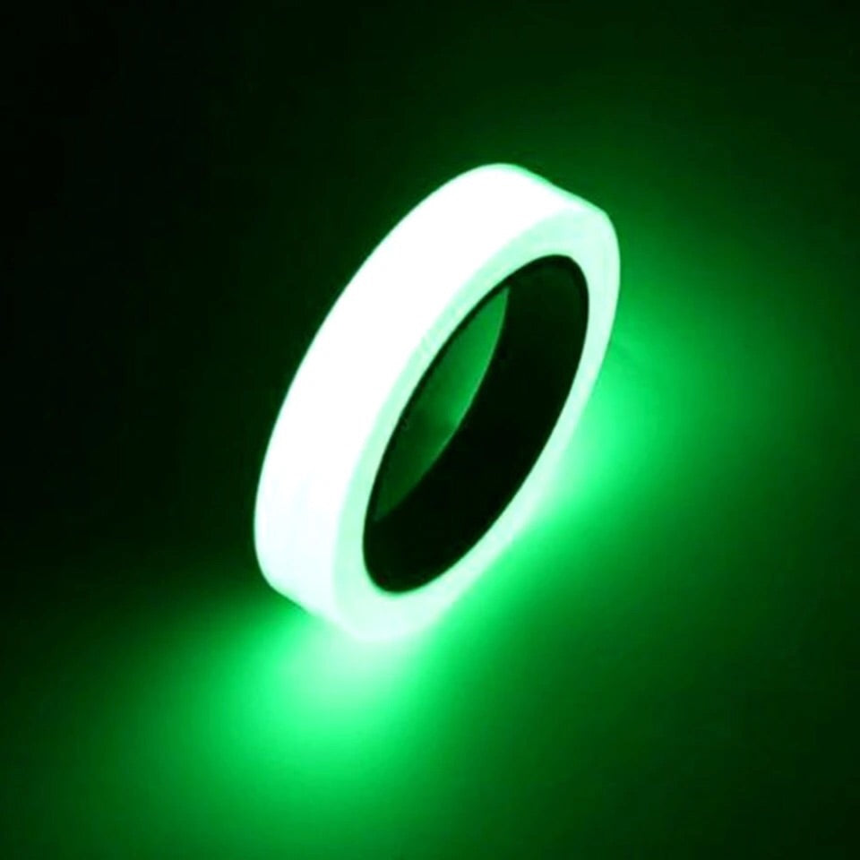 Glow-In-The-Dark Luminous Tape