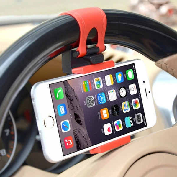 The SmartGrip Phone Holder!