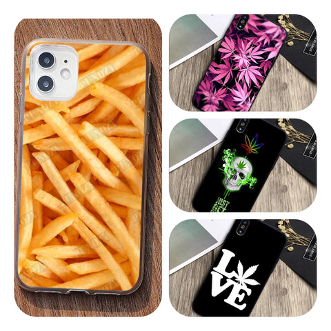 Crazy Funny Cool iPhone Cases TPU (2nd collection set)