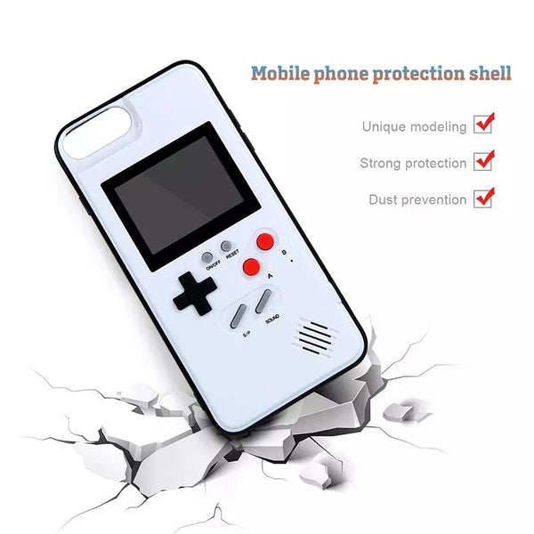 Full Color Gameboy Phone Case 36 retro classic games