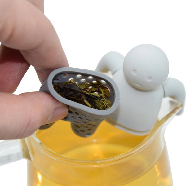 MR TEA - THE TEA INFUSER!