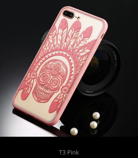 Stylish Retro Apple iPhone Cases