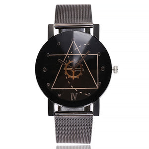 Casual Quartz Wrist Watch