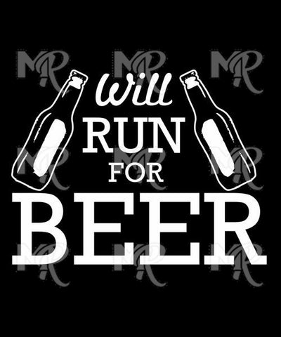Run For Beer 1 Design