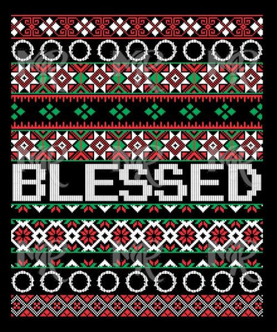 Blessed Christmas 10 Designs
