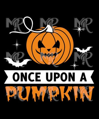 Once Upon Pumpkin 1 Design