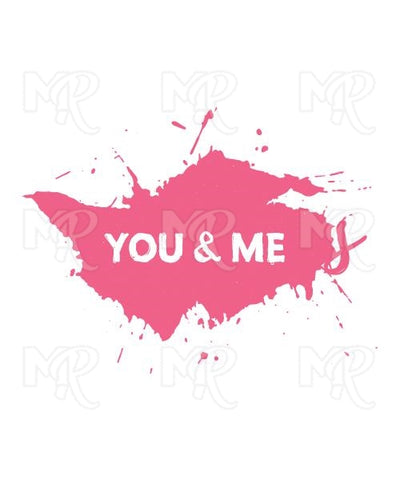 You and Me 1 Design