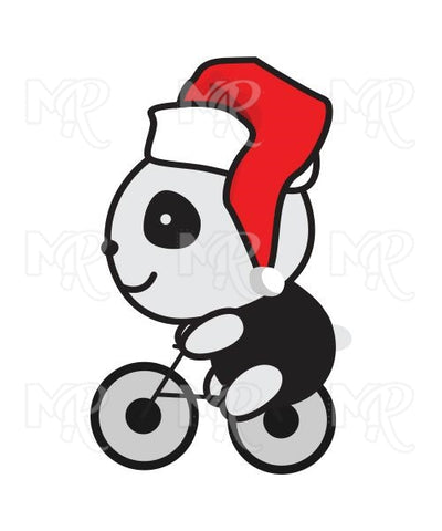 Cute Panda Christmas 20 Design