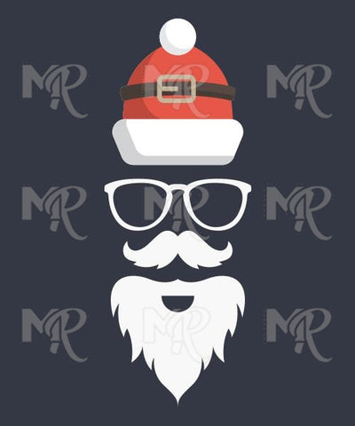20 Design Santa HO HO HO high quality design