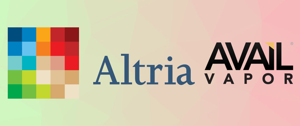 Altria Makes Minority Investment In Avail Vapor