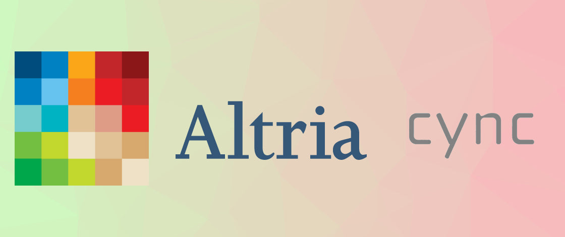 Altria Acquires Pod-Based Product Cync