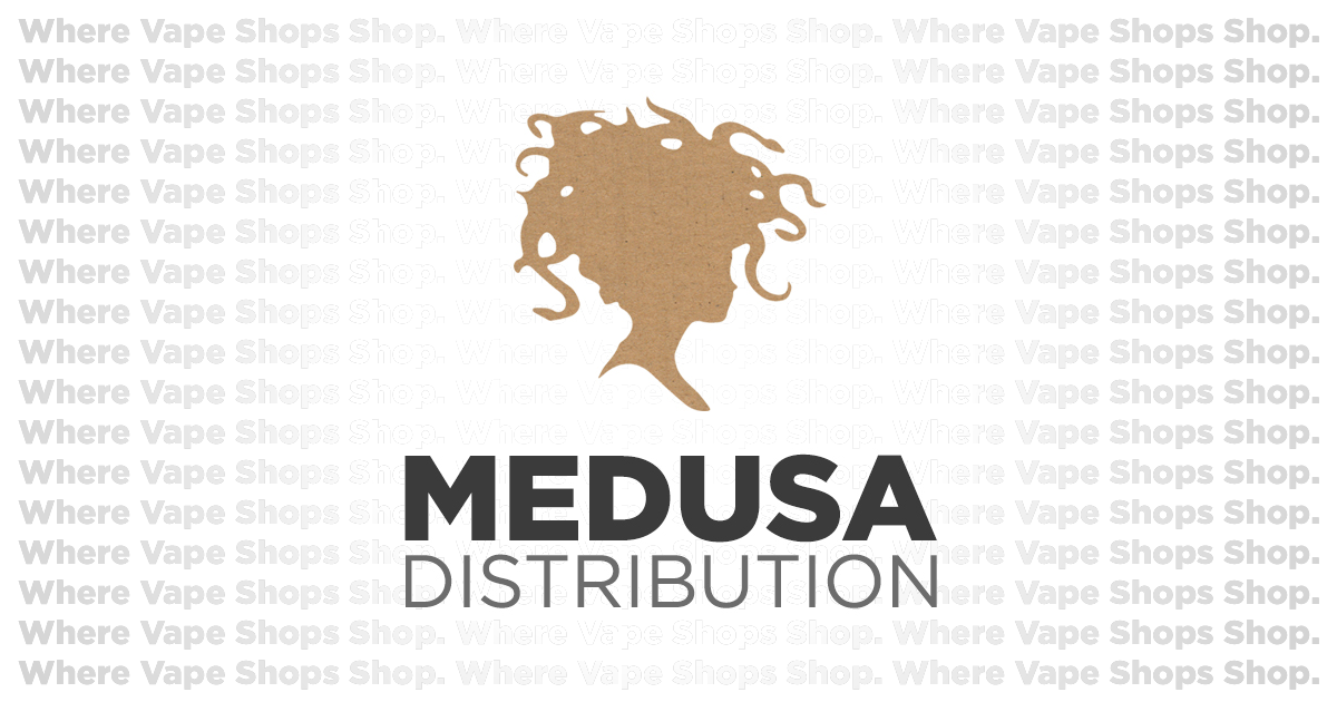 Medusa Distribution - Vape Wholesale - Where Vape Shops Shop