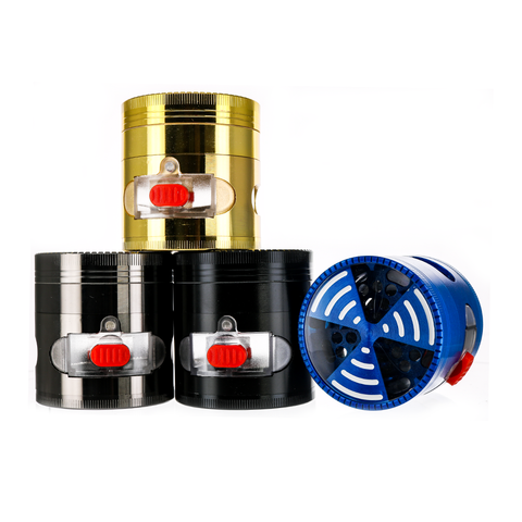 Grinder Clear Top Type 2
