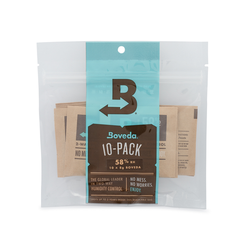 Humidity Packs (58 RH)
