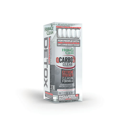 QCarbo20 Clear Same-Day Detox