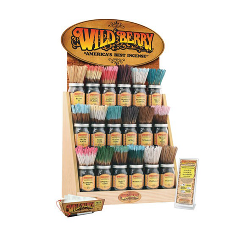 Wild Berry Incense Starter Kit