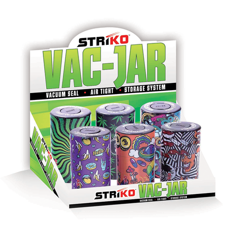 STRiKO VAC Jars
