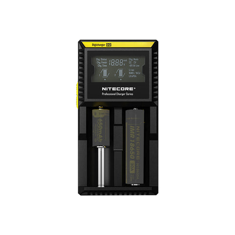 Battery Chargers - Nitecore D2