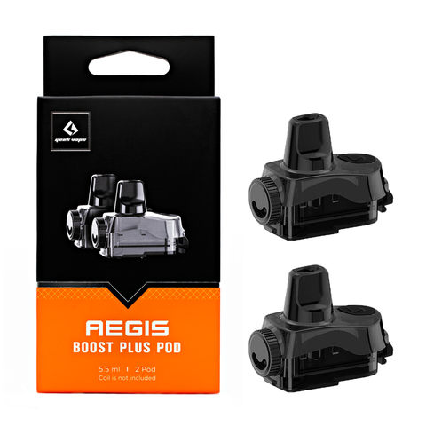 Aegis Boost Plus Pods