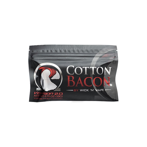 Cotton Wicks - Cotton Bacon V2
