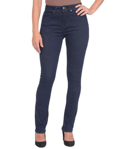 Kate Straight Leg - Dark Blue