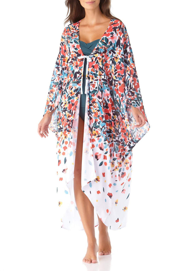 Maxi Robe Cover Up