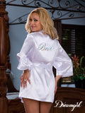 """Bride"" Robe Set"