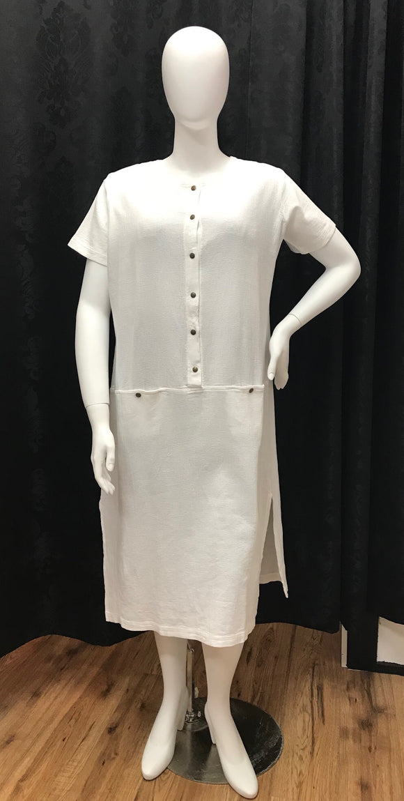 Caribean Cotton Dress