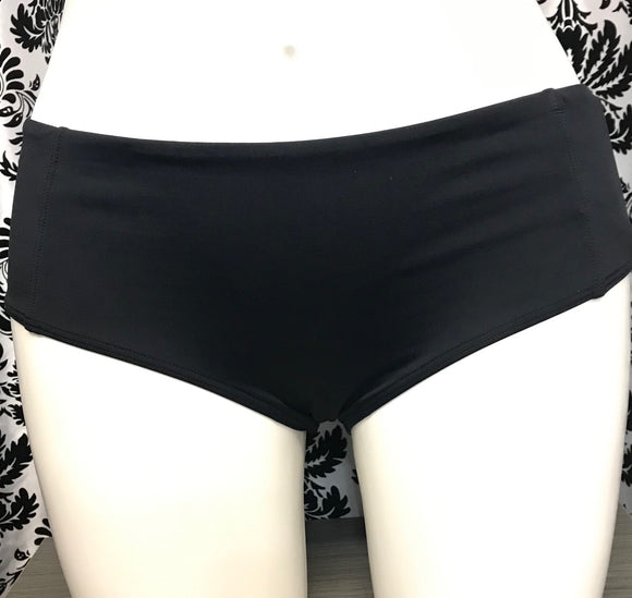 Black Swim Bottoms