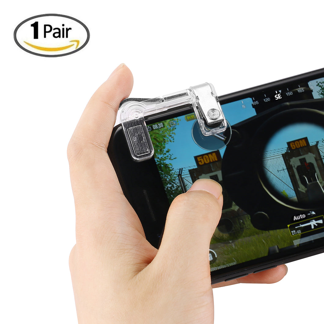 Redimp G01 Mobile Game Controller for Mobile Game Compatible 1 Pair