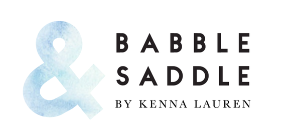 Babble and Saddle
