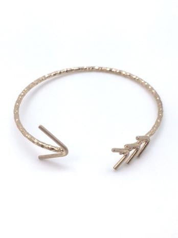 Arrow Bracelet Gold or Silver