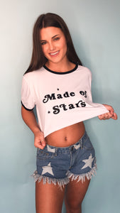 Made of Stars | Ringer Tee