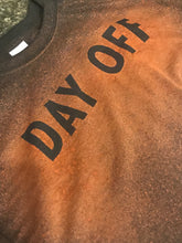 DAY OFF | bleached tee