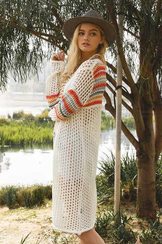 SUNSET CARDI | Crotchet Cardigan