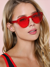 RETRO FLAT LENS | sunglasses