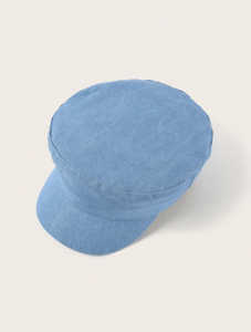 Denim Hat Cap