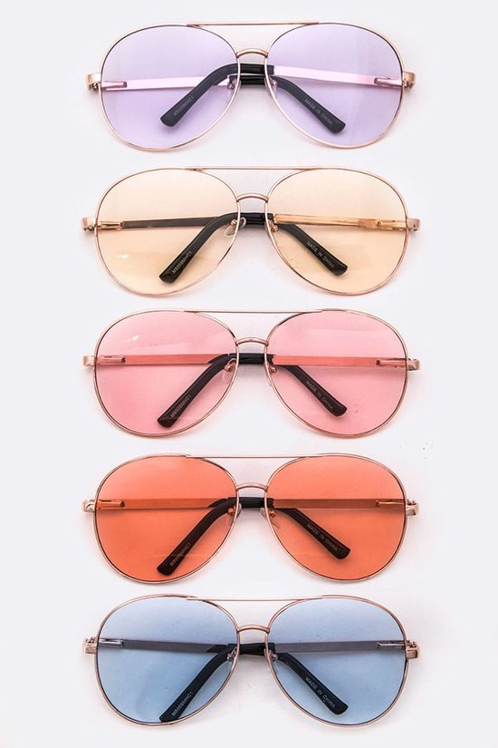 Sunnies - Aviator - Women