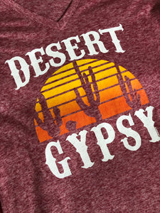 DESERT GYPSY | tee or tank