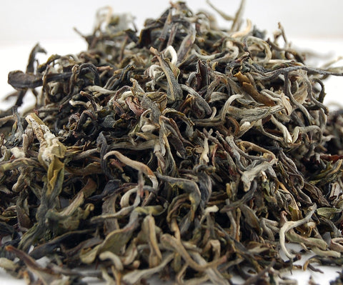 Handmade Assam Green Tea